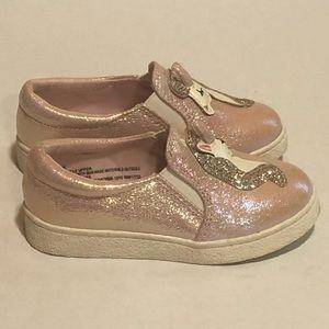 #C9 Cat & Jack Girls Shoes Sz 8